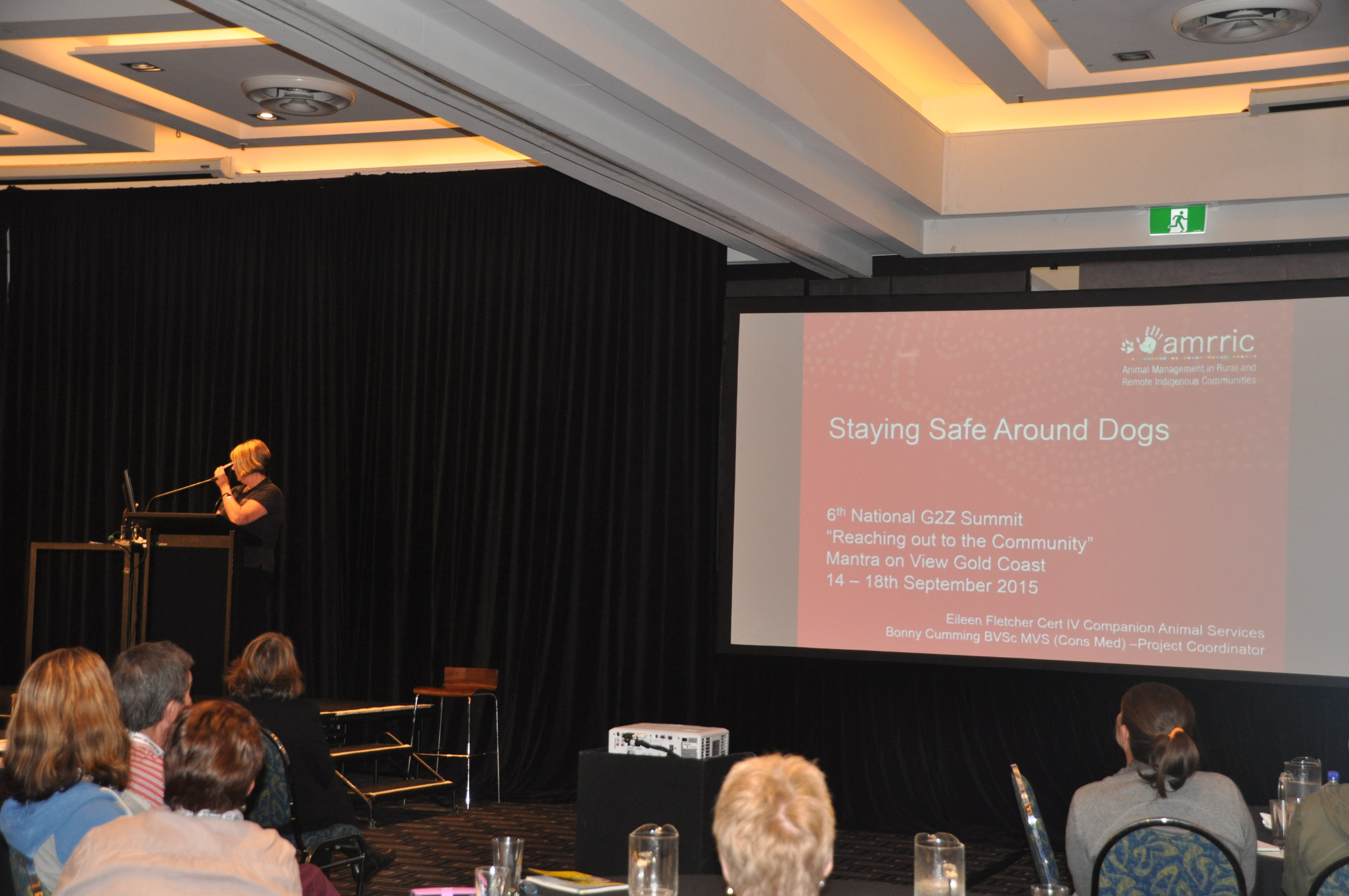 Eileen Fletcher - Staying safe around dogs